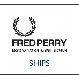 FRED PERRY MoreVariation